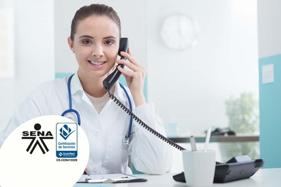 Auxiliar Administrativo en Salud – INTECOL